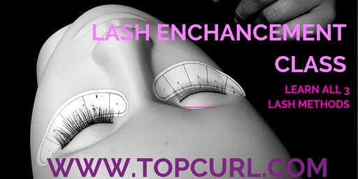 Strip, Individual, & Extension Semi-Permanent Eyelash Class