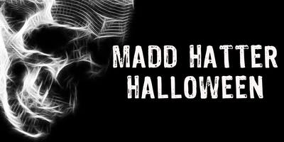 "Madd Hatter Hoboken ""Heaven & ****"" Halloween"