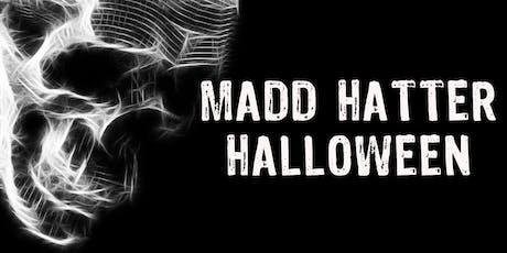 "Madd Hatter Hoboken ""Heaven & Hell"" Halloween tickets"