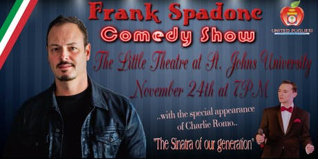 Frank Spadone Comedy Show tickets