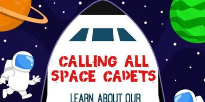 Calling all space cadets camp