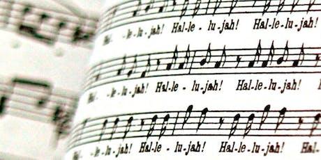The Hallelujah Chorus Workshop tickets