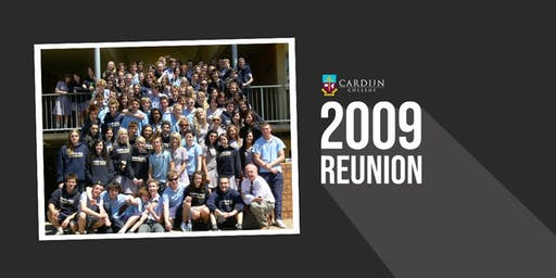 Cardijn Class of 2009 Ten Year Reunion