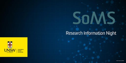 SoMS Research Information Night