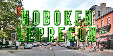 Official Hoboken LepreCon Crawl 2020 tickets