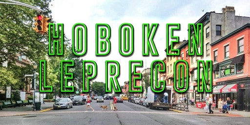 Official Hoboken LepreCon Crawl 2020