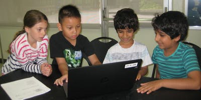 Fun Art with Scratch Programming - 7/1-7/5