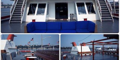 Summer on a Hudson Yacht tickets