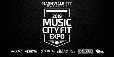 3rd Annual Music City Fit Expo 2019