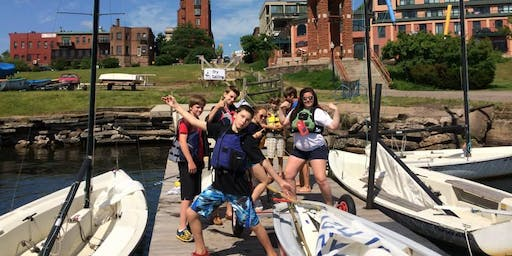Youth Sailing Lessons 2019