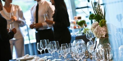 Symposium Network Dinner (3 Course Meal & Alcohol beverage package)