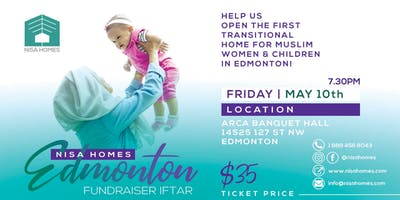 Nisa Homes Edmonton Fundraising Iftar