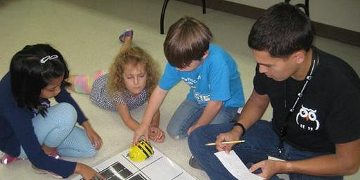 Programming with Bee-bots - 7/29-8/2