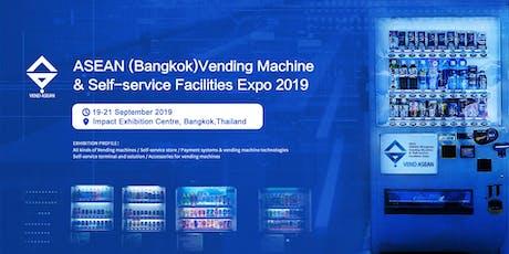ASEAN (Bangkok)Vending Machines & Self-service Facilities Expo tickets
