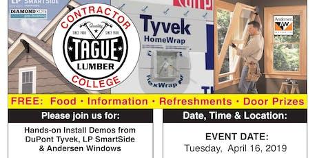 Tague Lumber Events | Eventbrite