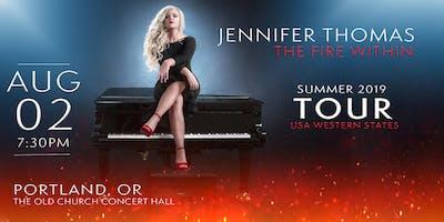 Jennifer Thomas - The Fire Within Tour