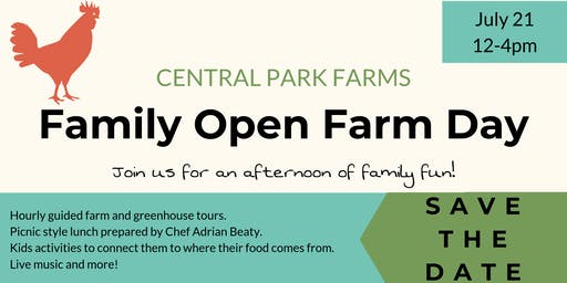 Open Farm Day