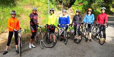 Bike Skills 201 - Climbing + Descending Skills