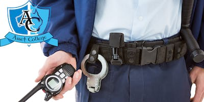 Batons and Handcuffs - Townsville