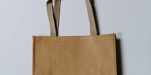 Sustainable Shopping Bag Workshop