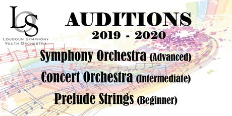 Audition Dates : June 9, July 28, July 30 and July 31 tickets