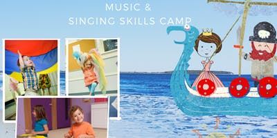 Kindermusik Summer Camp
