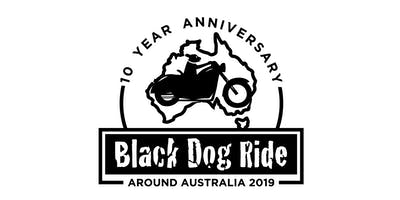 Black Dog Ride Around Australia 2019