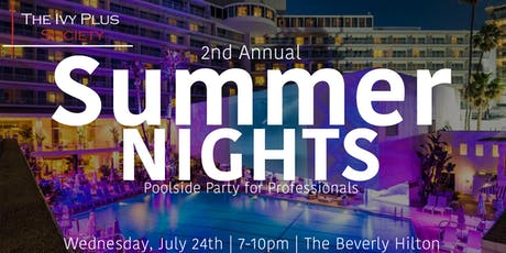 LA: 2nd Annual Summer Nights tickets