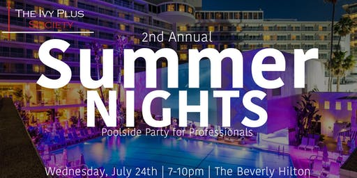 LA: 2nd Annual Summer Nights