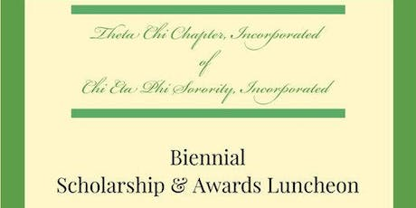Theta Chi Chapter, Inc. Biennial Scholarship and Awards Luncheon tickets