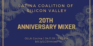 Latina Coalition's 20th Anniversary Mixer