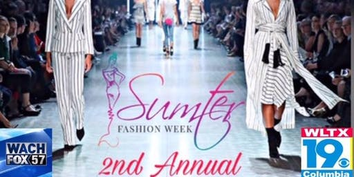 Sumter Fashion Week 2019 The Kids Show