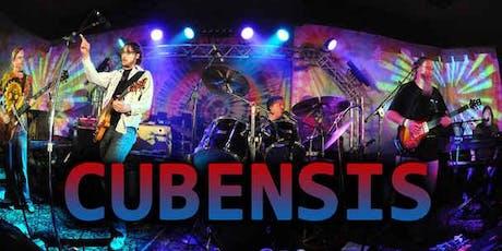 CUBENSIS tickets