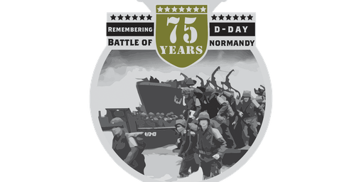 2019 Remembering D-Day 1 Mile, 5K, 10K, 13.1, 26.2 -Knoxville