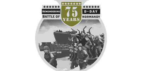 2019 Remembering D-Day 1 Mile, 5K, 10K, 13.1, 26.2 -Memphis tickets
