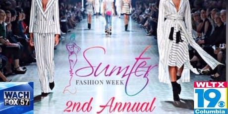 Sumter Fashion Week 2019 The Kids Beauty Spa Fashion Day tickets