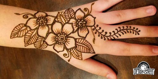 Drawing and Design: The ART of Henna