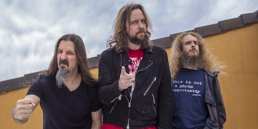 The Aristocrats @ Slim's w/ Travis Larson Band - Slim's & Guitar Player Magazine Present
