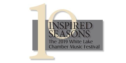 White Lake Chamber Music ALL ACCESS PASS