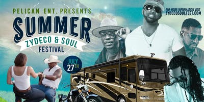 Summer Zydeco & Soul Festival