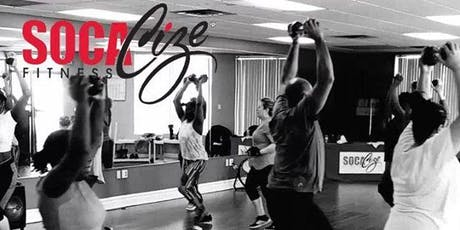 Socacize Fitness Brampton with @SOCACIZEYOGI tickets