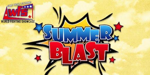 WFS LIVE PRESENTS: Summer Blast