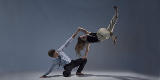 Summer Dance Intensive 2019: Shay Kuebler/Radical System Art