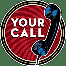 Your Call, KALW's public affairs show  logo