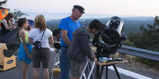 Saturday Star Party at the Dominion Astrophysical Observatory August 31st