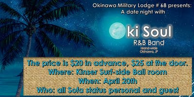 Okinawa Presents Date Night With Oki Soul RnB Band