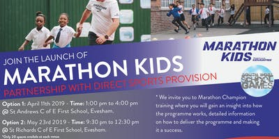 Marathon Kids Launch