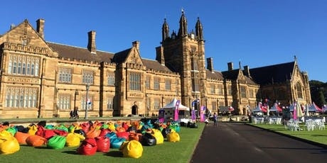 The University of Sydney - Singapore Open Day 2019  tickets