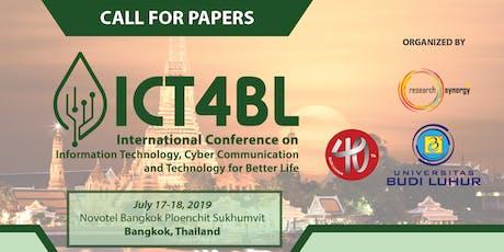 ICT4BL tickets