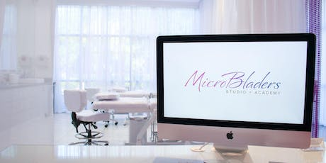Las Vegas Manual & Machine Shading/Ombré Powder Brows Training Course |$200 deposit tickets